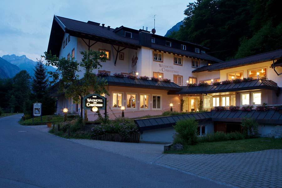 Sterne Hotel Oberstdorf Allgau